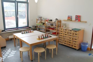 Kindergarten bullerb k800 atelier bambinis 5 for Raumgestaltung nestgruppe